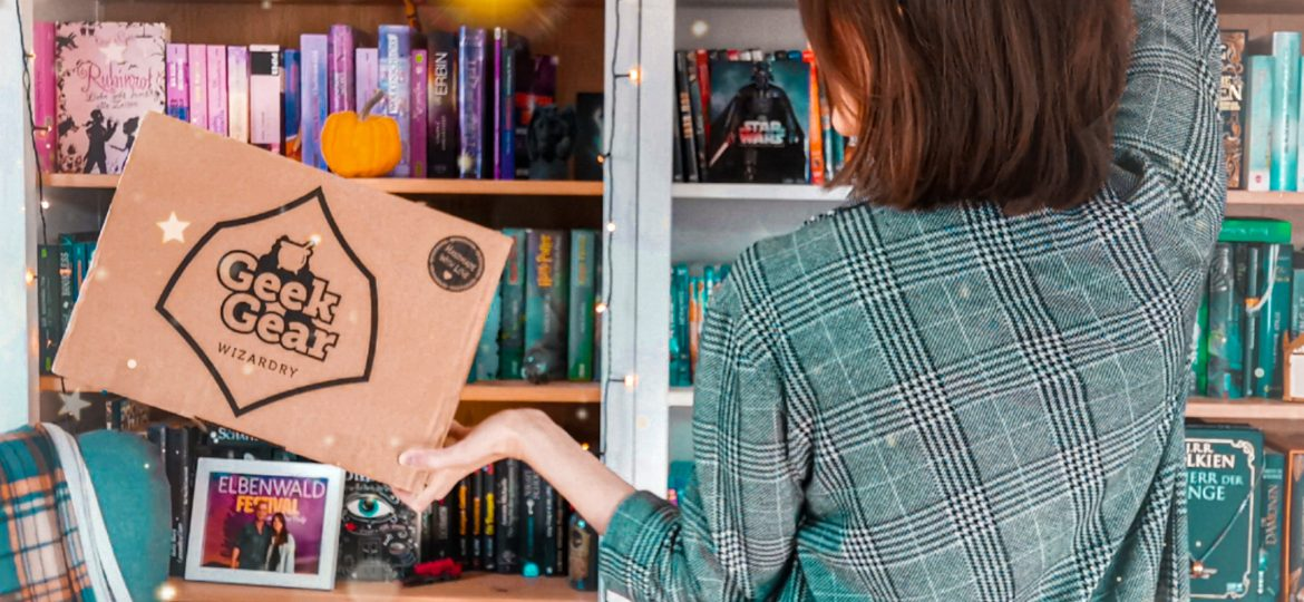 Geek Gear Wizardry Unboxing – August 2020