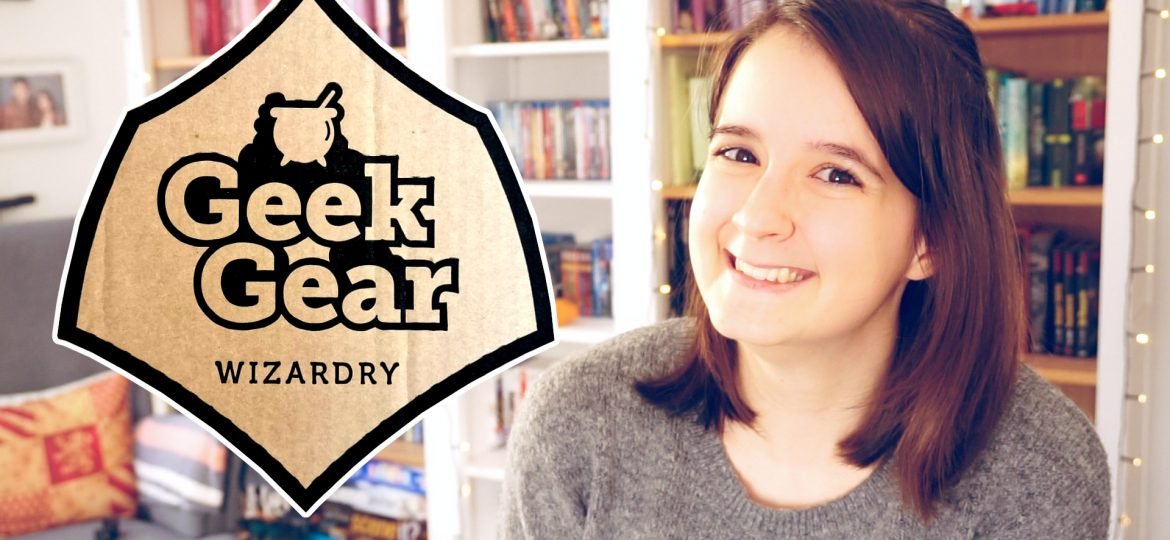 Geek Gear Wizardry Unboxing – September 2020