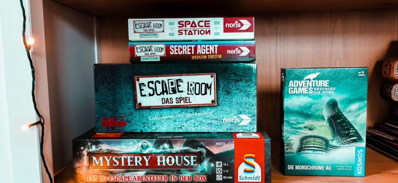 Drei besondere Escape-Room Empfehlungen